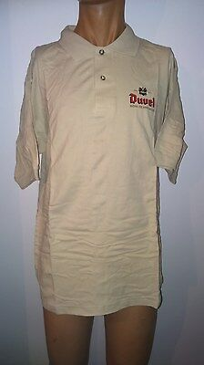 Bière DUVEL  POLO Col 3 boutons - NO TSHIRT - Taille L & XL  - Neuf
