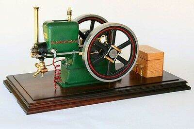 Red Wing Engine ¼ Scale Hit Miss Engine Construction-Instruction PHOTO/CD