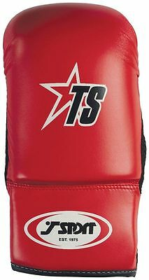 New T-Sport Ultimate Bag Gloves Boxing Sports Artificial Leather Padded Mitts