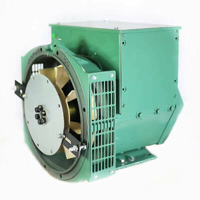 Generator Alternator  Head CGG184F 25KW 1 Ph SAE 4 /8 120/240 Volts Industrial+