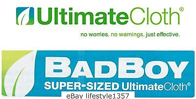 The Ultimate Cloth  BadBoy  Pro Super-Sized Cloth FREE SHIPPING One Cloth