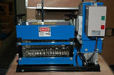 Wire Stripping Machine Copper Cable Stripper by BLUEROCK® Tools Model MWS-808PMO