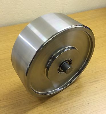 English Wheel Top Wheel Roller, 8 X 3 Inches, High Quality, UK Made, Kendrick