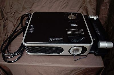 Toshiba Tlp-Xc2500 Projector With Overhead Camera