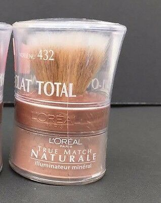 Paris True Match All-Over Mineral Glow #432 Nude Glow