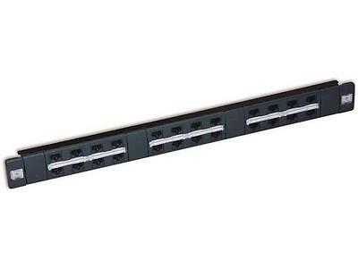 Highway Pmk 24Pt Cat 5 Patch Panel Grey