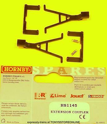 hornby international ho spares hs1145 1x ext coupler pack (see listing for apps)