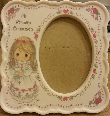 Precious Moments Communion Picture Frame