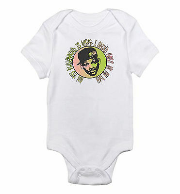 On The Playground Fresh Prince Will Smith Rap Infant Baby Onesie Clothing