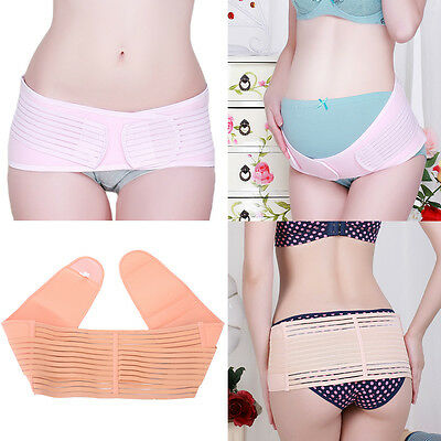 Pregnant Woman Postpartum Recovery Belt Pregnancy Girdle Tummy Slimming Waist