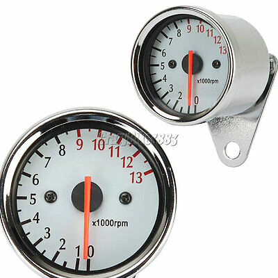 LED Backlit Tachometer For Honda Shadow Spirit Ace VT750 VT1100 VTX 1300 1800