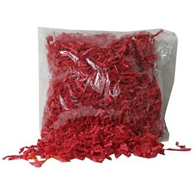 JAM Paper® Shred Tissue Paper Krinkeleen - 2 oz - Red - Sold Individually