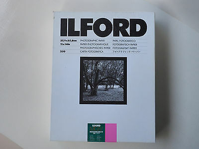 Ilford Multigrade IV MGF FB GLOSSY 250 sheets 11x14