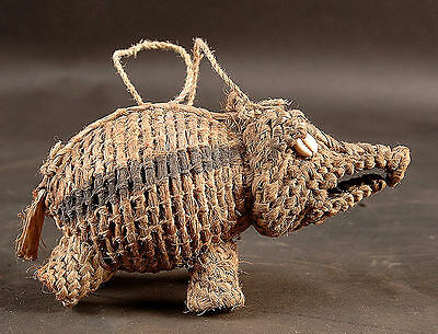 Small Totemic Pig Spirit  From Papua New Guinea