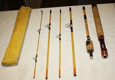 "Wright McGill Eagle Claw Trailmaster 6' 9""  Fly / Spin Casting Fishing Rod"
