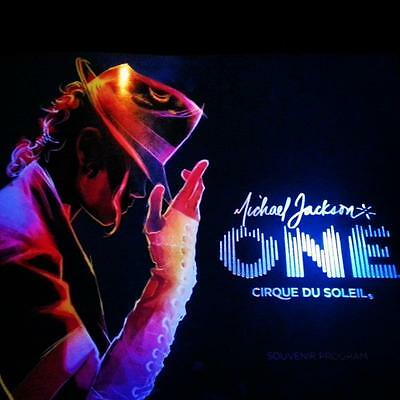 25% OFF Michael Jackson ONE Cirque du Soleil Discount Show Tickets Vegas MJ 2019