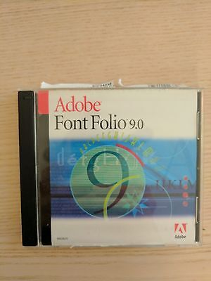 Adobe Font Folio 9 WINDOWS