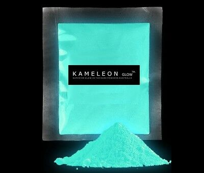 Glow in the Dark Powder (AQUA)