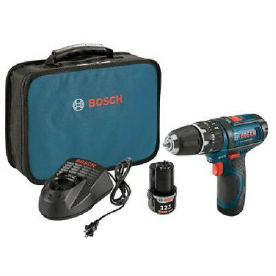Bosch PS130-2A 12V Max Lithium-Ion Compact Hammer Drill Kit W/Warranty NEW