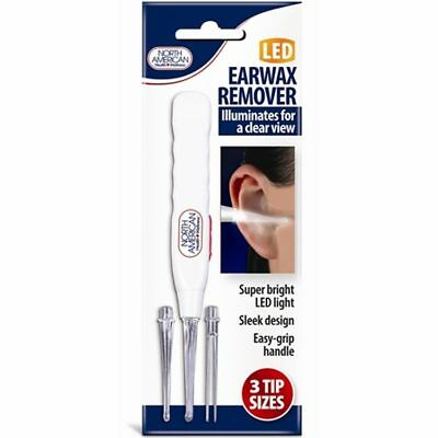 LED Earwax Remover