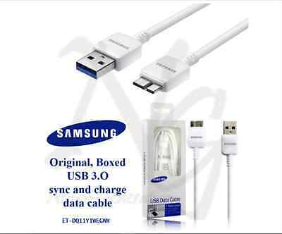 Genuine Charging Charger Usb Cable Lead For Samsung Galaxy Note 3 S5