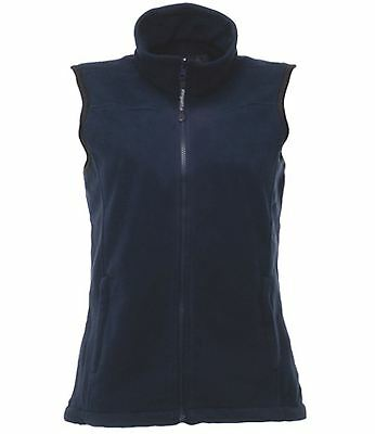 Regatta Women's Haber II Workwear Body Warmer Dark Navy 10