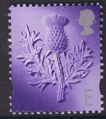 GB QEII MNH STAMP Scotland SG S96 E Class Thistle Regional Definitive