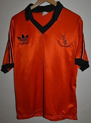 Dundee United 1979 League Cup Winners Home Football Shirt Jersey Adidas Vintage