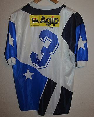 Lausanne Sport Switzerland Match Worn Football Shirt Jersey Puma Vintage #3