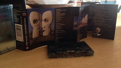 Pink Floyd - The Division Bell Mc cassetta tape 724382898443