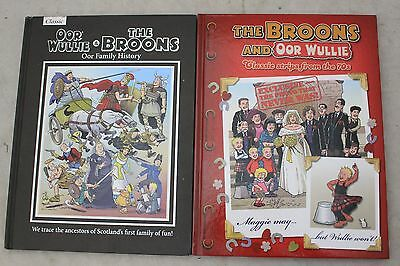 The Broons & Oor Wullie. Oor Family History & strips from the 70s - 226