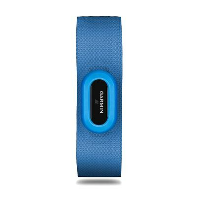 Garmin HRM Swim Swimming Heart Rate Monitor Blue HR Waterproof