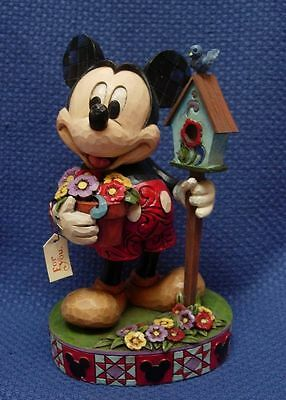Mouse For You Valentines figurine Disney Traditions Jim Shore Mickey 4037521