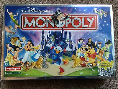 Monopoly - The Disney Edition - Board Game