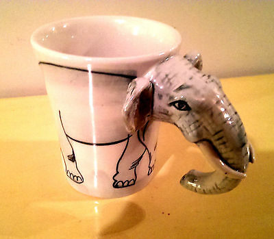 Elephant Coffee Mug ,Cup