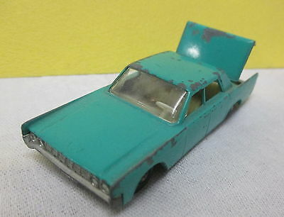 No. 31 Matchbox  Lincoln Continental / Nummernschild LX 952 -  bespielt