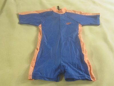 Begin To Swim With Speedo Uva Block Wet Suit - Toddlers ~ 2154