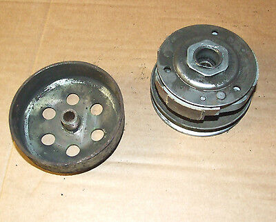 Honda NX 50 Caren Complete Centrifugal Clutch NX50 Kupplung Embrayage Embrague