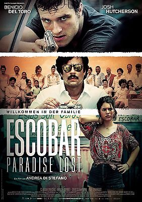 """Escobar: Paradise Lost Movie Poster 18"""" x 28"""" ID:2"""