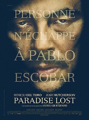 """Escobar: Paradise Lost Movie Poster 18"""" x 28"""" ID:4"""