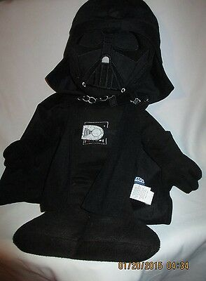 "Star Wars Darth Vader plush 24"" tall"