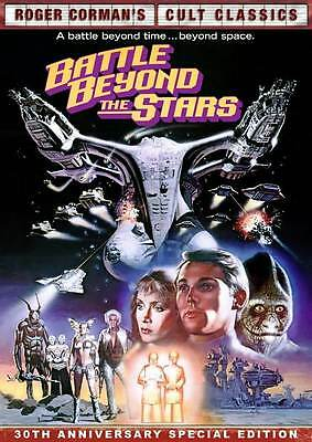 BATTLE BEYOND THE STARS (Bambi Allen) - DVD - Region 1 Sealed