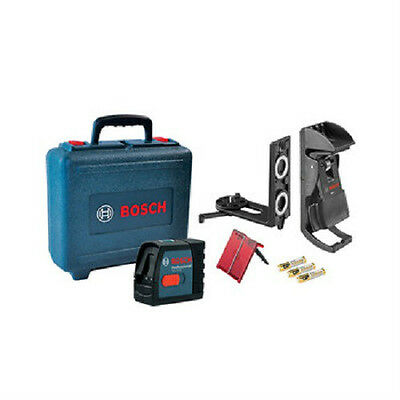 BOSCH GLL2-15 NEW Self-Leveling Cross-Line Laser Kit Upgrade GLL2-40