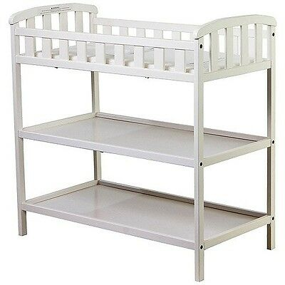 Dream On Me 607 Emily Baby Changing Table , White  BOX DAMAGE