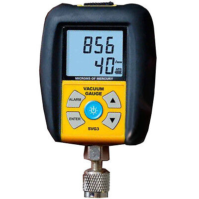 Fieldpiece SVG3 Digital Micron Vacuum Gauge with Easy View Display