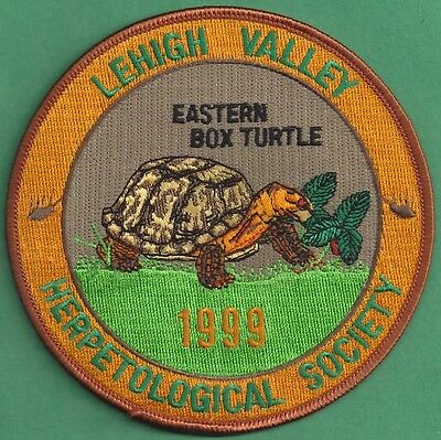 Pa Fish Game Commission Lehigh Valley Herpetological Society 1999 Turtle Patch
