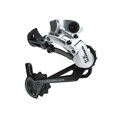 SRAM X.4 Rear 7/8spd Rear Derailleur Black Long cage