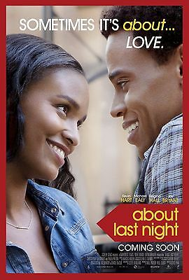 """About Last Night Movie Poster 18"""" x 28"""" ID:1"""