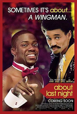 """About Last Night Movie Poster 18"""" x 28"""" ID:3"""