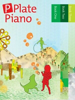 AMEB - P Plate Piano - Complete Pack Book 1+2+3   **** NEW      1201093139